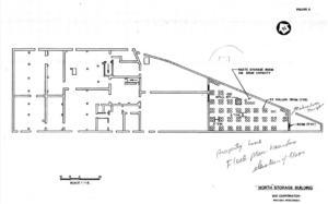 drum storage diagram from 1986 dnr documents