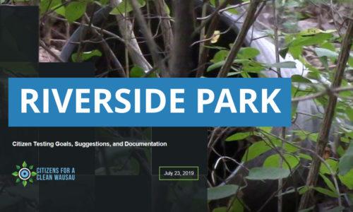 riverside park contamination presentation in wausau
